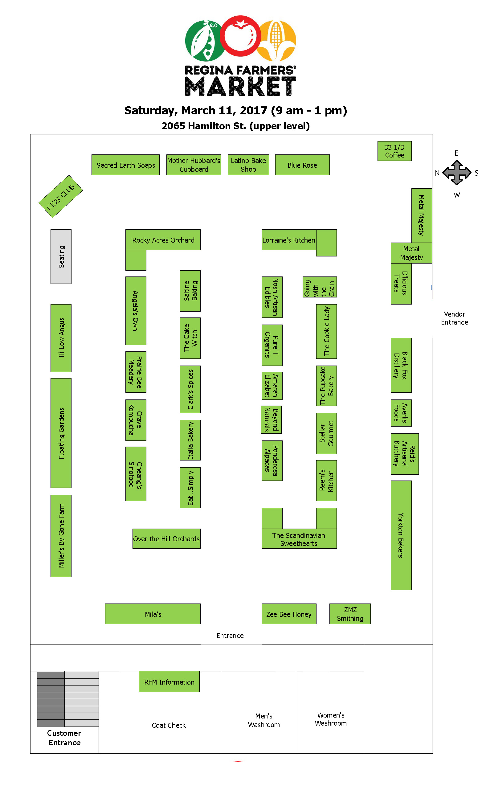 March 11 - Fresh Veg, Hot Food & Kombucha! - Image 4