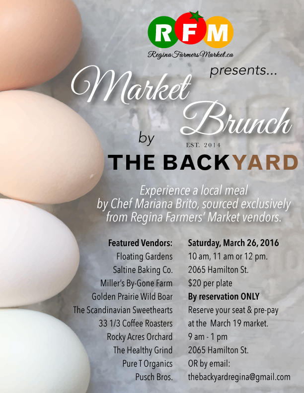 March 19 Map & BRUNCH Reminder - Image 1