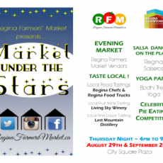 Market under the Stars #2: Bigger and better!