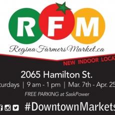 Street Beets April 24th, 2015: Last Indoor Spring Market!
