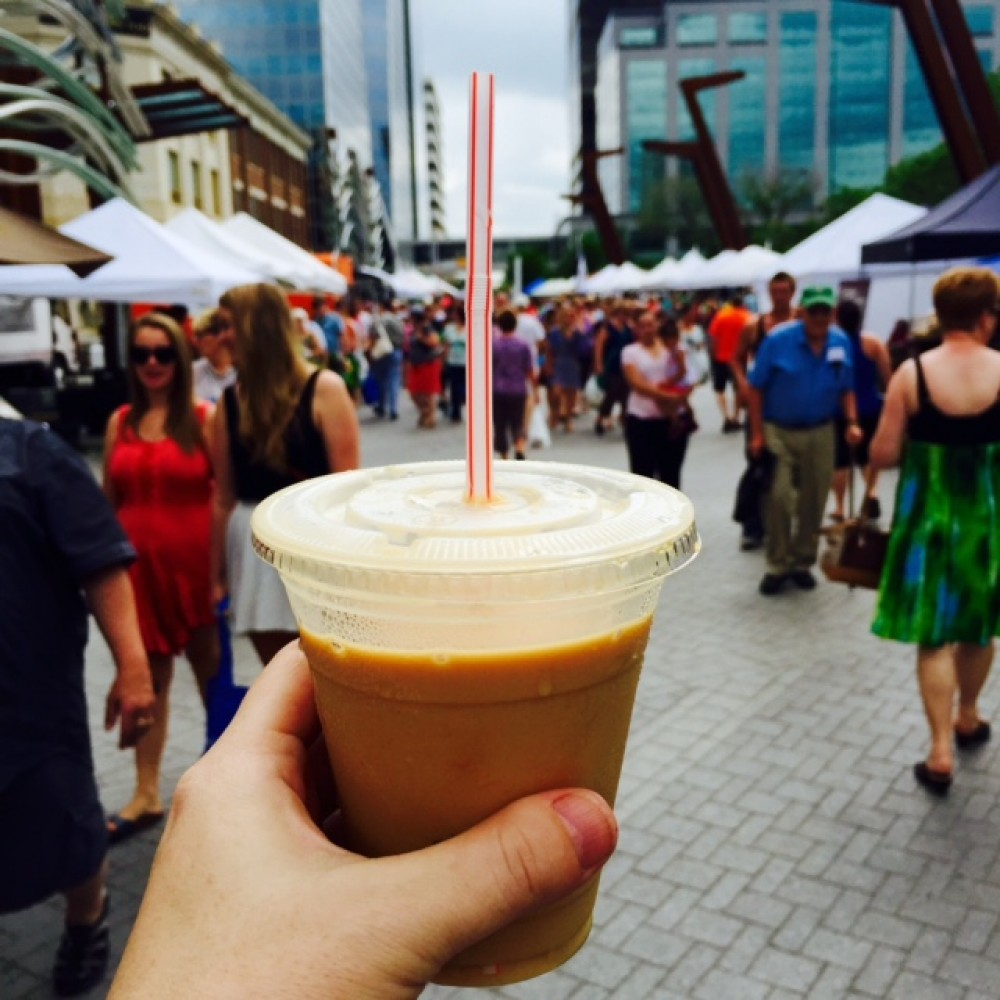 Street Beets July 21st, 2015: Cherry Trees, Cold Brew Coffee, and Vendor Map!