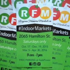 Street Beets Oct. 3, 2015: 3 Markets Left, Indoor Markets & Turkey Orders