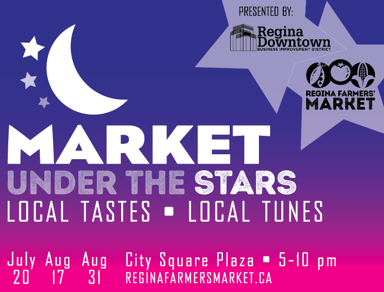 Market Under the Stars