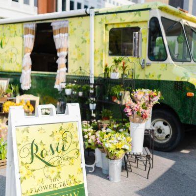 Rosie the Flower Truck