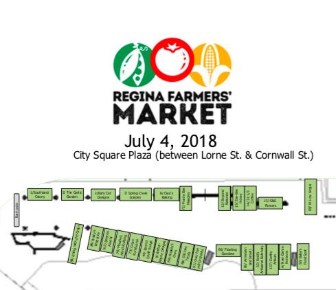 Outdoor Farmers' Market - Image 1