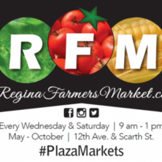 Plaza Markets continue until October 11th, Wednesdays and Saturdays!