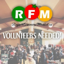 We're looking for VOLUNTEERS! If you're friendly and outgoing with a love for farmers' markets, you may be the right person to lend us a hand during our indoor season. Take a look at the Call for Volunteers blog post on the home page of our website (lin