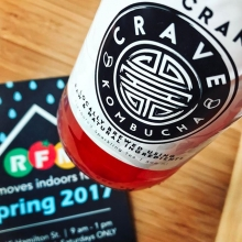 So far this year, we've approved 9 new vendors. One of them is @cravekombucha and tomorrow (March 11) will be their first market! Two flavours are currently available: • Lemon Ginger • Mango Cranberry « » #YQR #YQRdt #YQRfood #YQReats #FarmersMarket