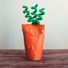 The RFM Kids' Club craft this week is paper roll carrots! Crafts or activities for kids happen at every market. Participation is free for all ages. RFM Kids' Club is located on the LOWER LEVEL. « » Get all the March 18 market details on our blog! Find i