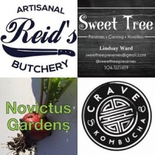 4 more NEW VENDORS have been approved! • @reidsmeats • @sweettreepreserves • @novictus306 • @cravekombucha « » It could be you! Visit the Apply page on our website (link in profile). « » #YQR #YQRdt #YQRfood #YQReats #YQRevents #FarmersMarket