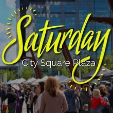 IT'S TIME – we'll see you on City Square Plaza this Saturday, May 6th, from 9 am to 1 pm! « » #YQR #YQRdt #YQRfood #YQReats #YQRevents #FarmersMarket #ShopSmall #SupportSmallBusiness #SupportLocalBusiness #PlazaMarkets
