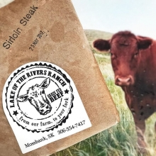 Lake of the Rivers Ranch is our newest beef producer, located near Mossbank, SK. They provide grassfed ground beef, steak, and roasts. Visit them on Scarth St. tomorrow. « » #YQR #YQRdt #YQRfood #YQReats #YQRevents #FarmersMarket #ShopSmall #SupportSmal
