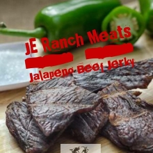 @je_ranch is offering a fiery deal for this week's #Flok Reward. If you've collected 20 punches you can redeem them for $5 off a package of Jalapeno Beef Jerky. Spicy times are ahead, folks! « » Want to get in on hot rewards like this one? Join the Flok