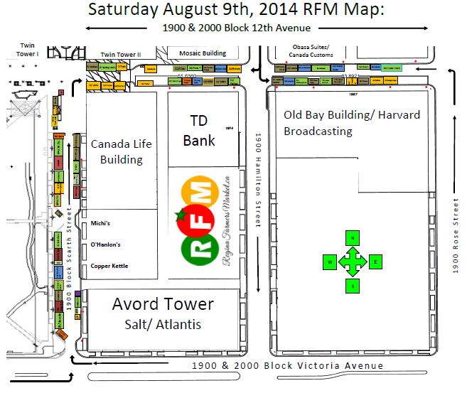Slight Change of Location for Folk Fest Day on August 9th, 2014! - Image 1