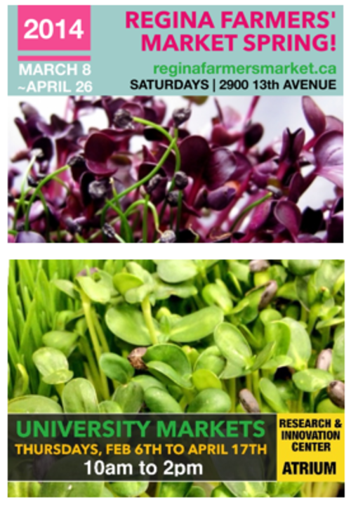 2014 Spring Market Information