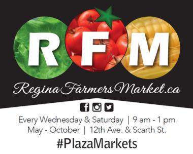 2015 Regina Farmers' Market Media Release: 40th Anniversary Year! - Image 1