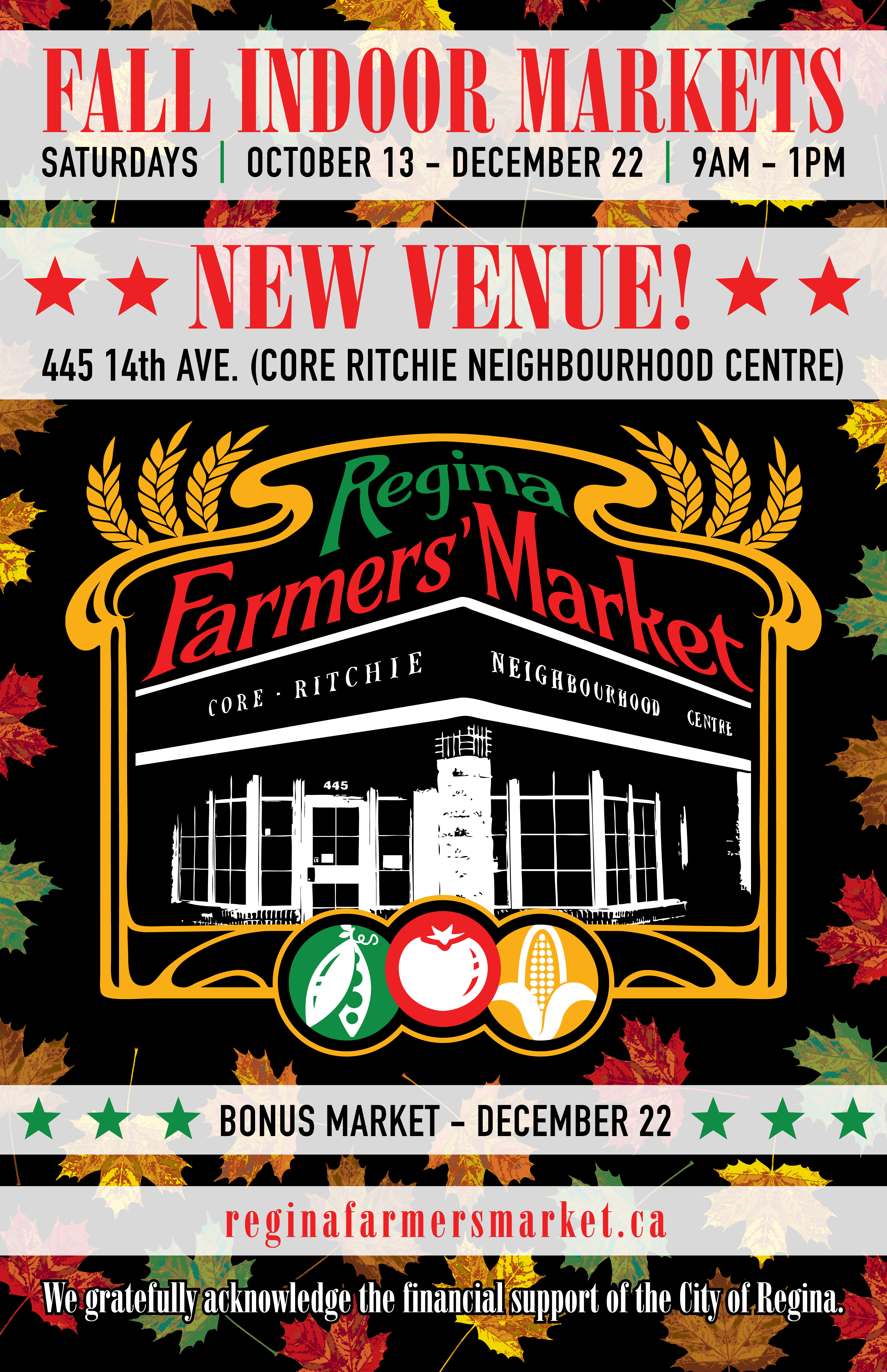 2018 Fall Indoor Market Round-Up - Image 1