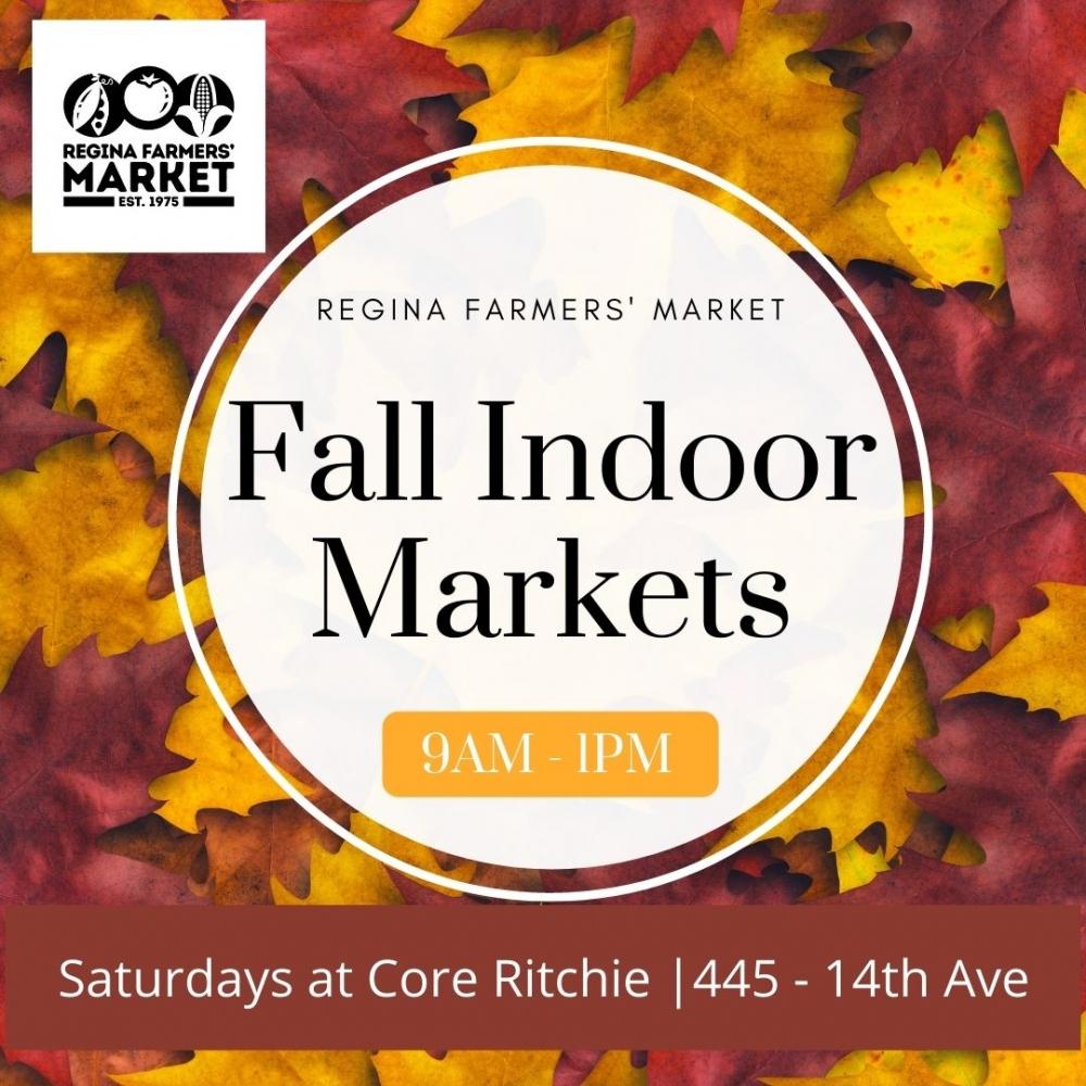 2021 Fall Indoor Markets