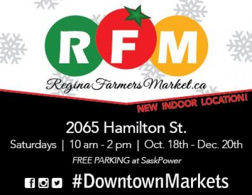December 20th Vendor Map!
