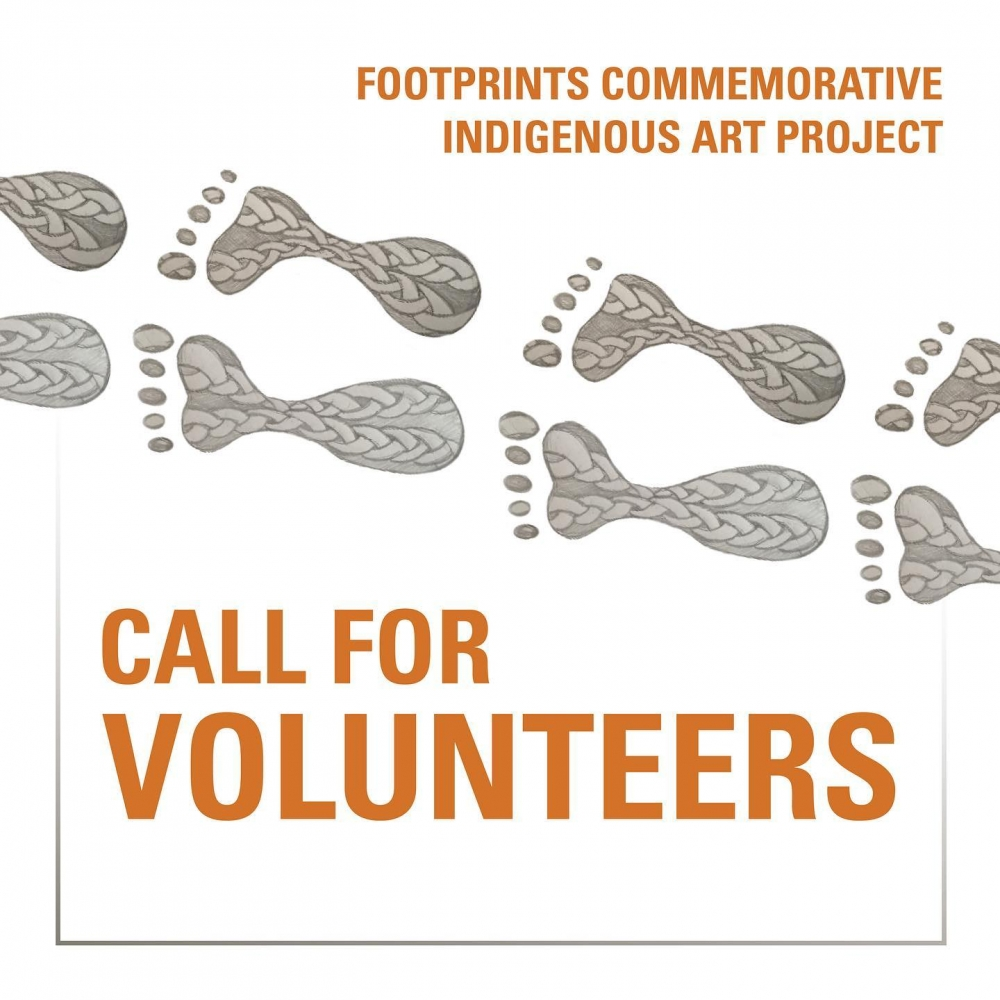 Footprints Commemorative Indigenous Art Project