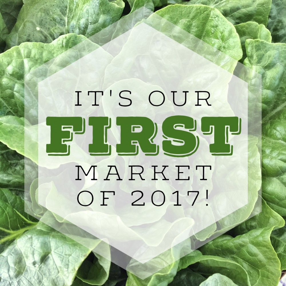 March 4 - FIRST MARKET of 2017!