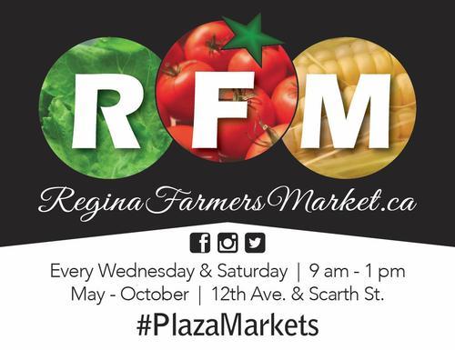 2014 Regina Farmers' Market Media Release!