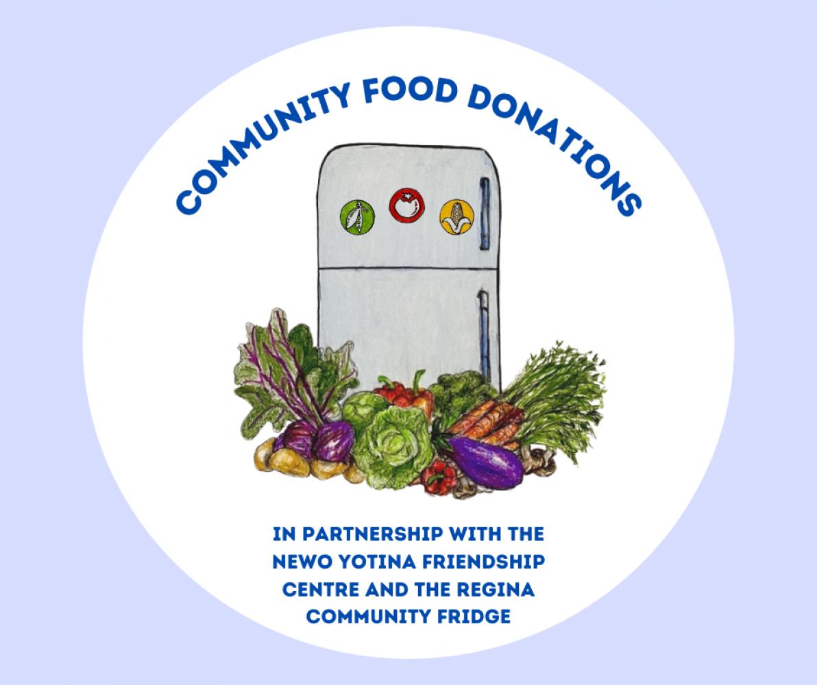 RFM Partnership with Community Fridge + Newo Yotina Friendship Centre