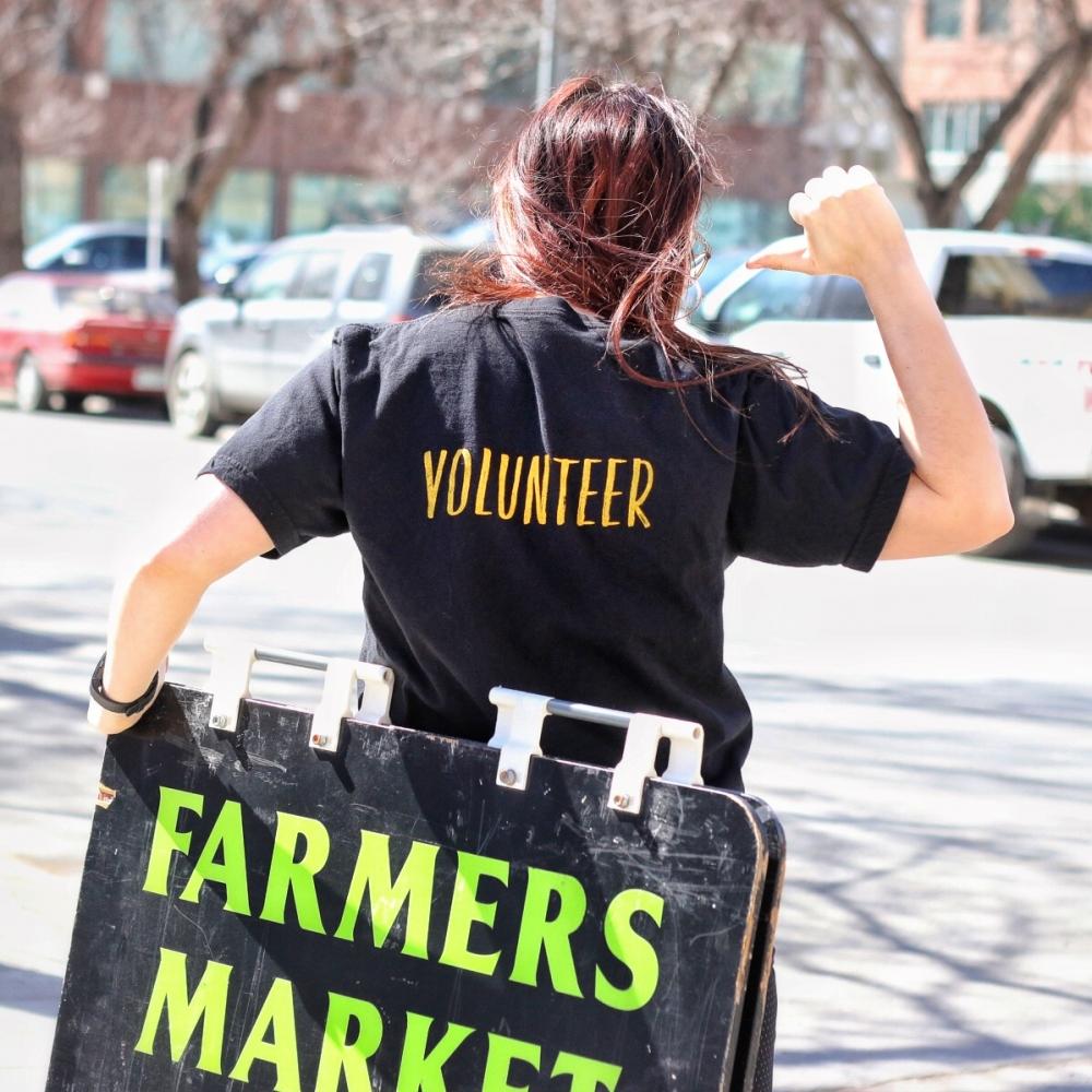 Seeking Volunteers: 2021 Season