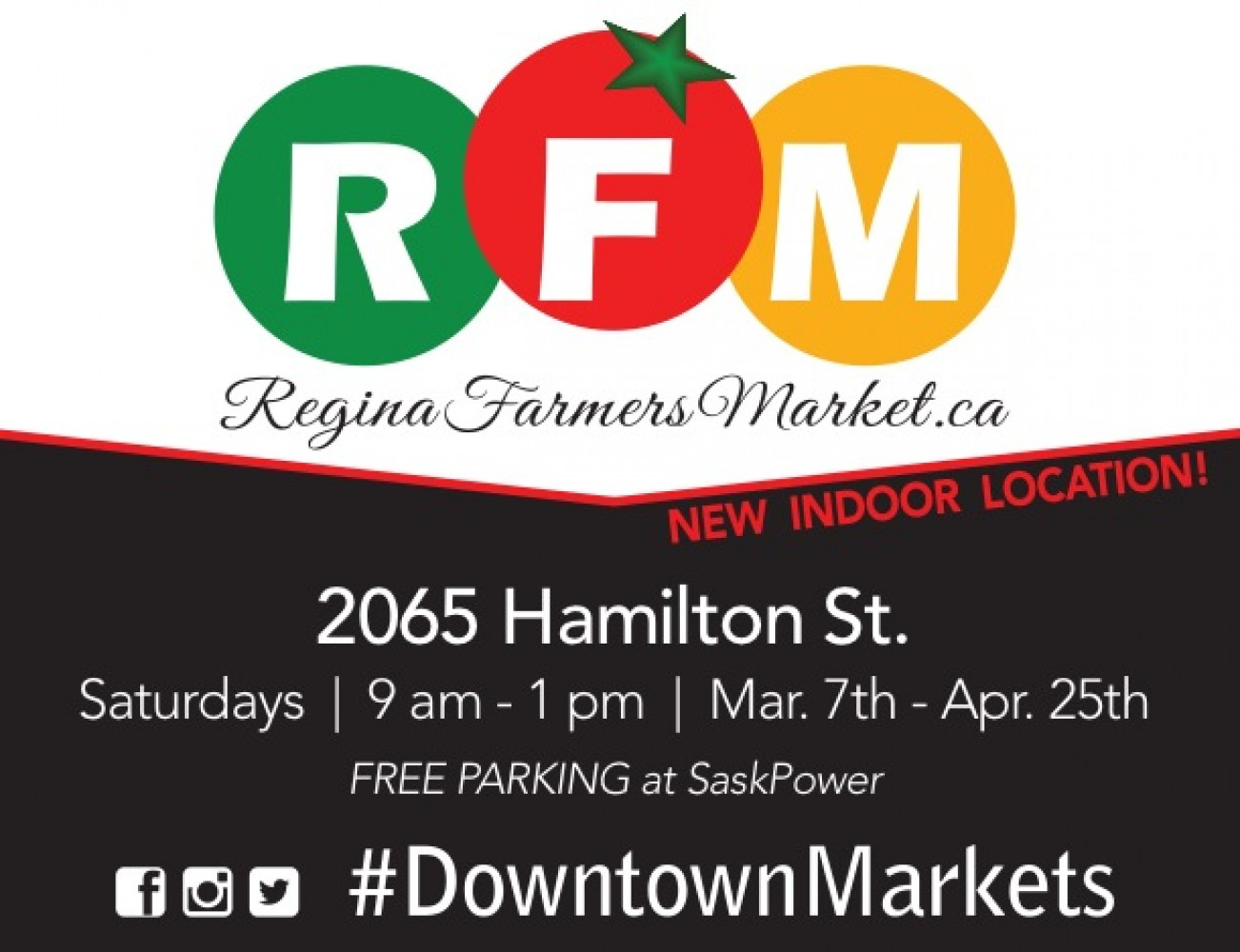 2015 Spring Downtown Markets Media Release!