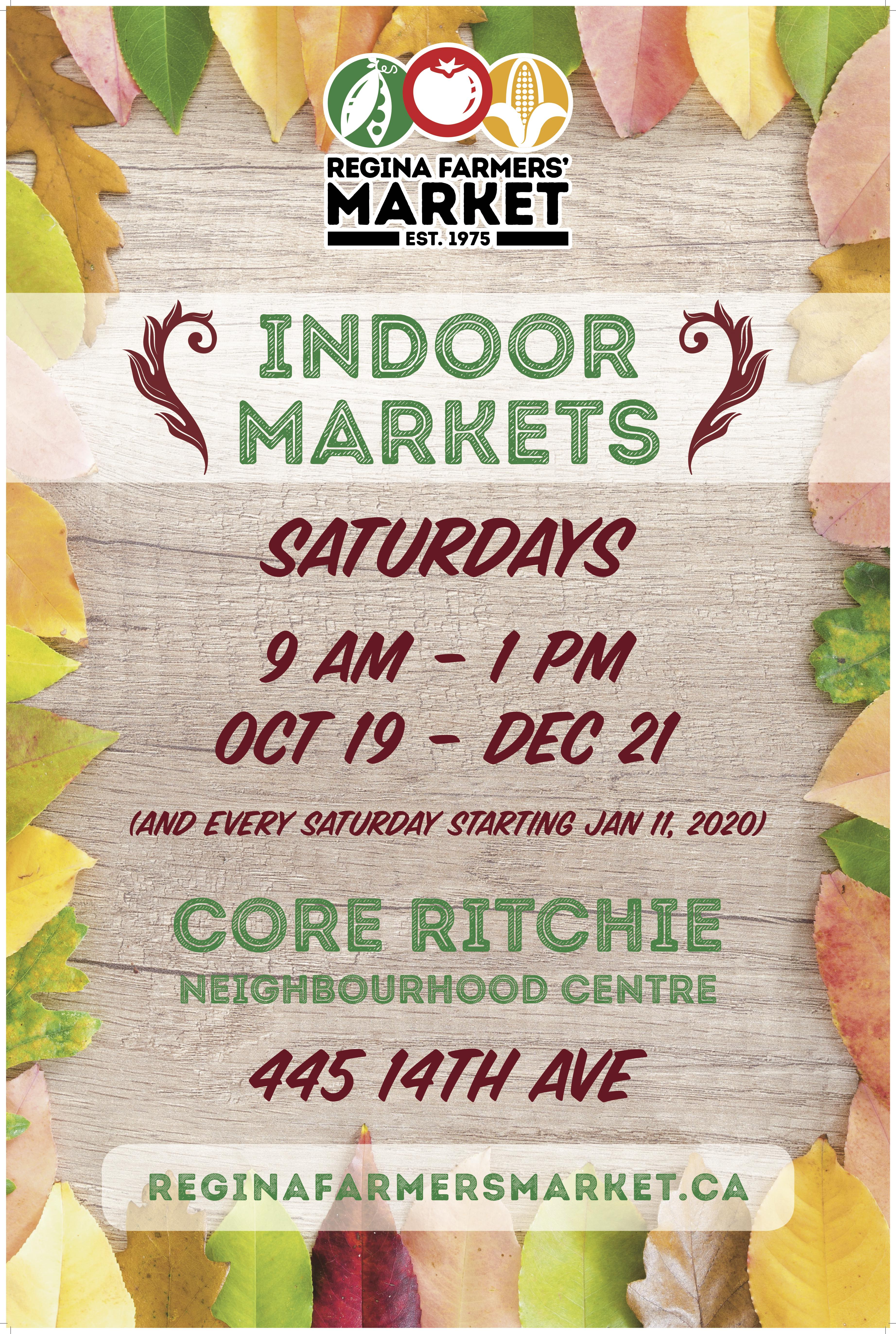 This Week at the RFM (FIRST INDOOR MARKET on Oct 19) - Image 3