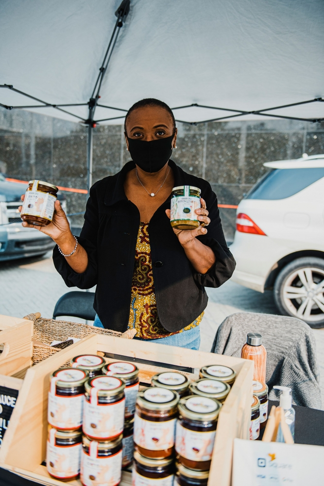 Vendor Spotlight: Akwaaba Foods