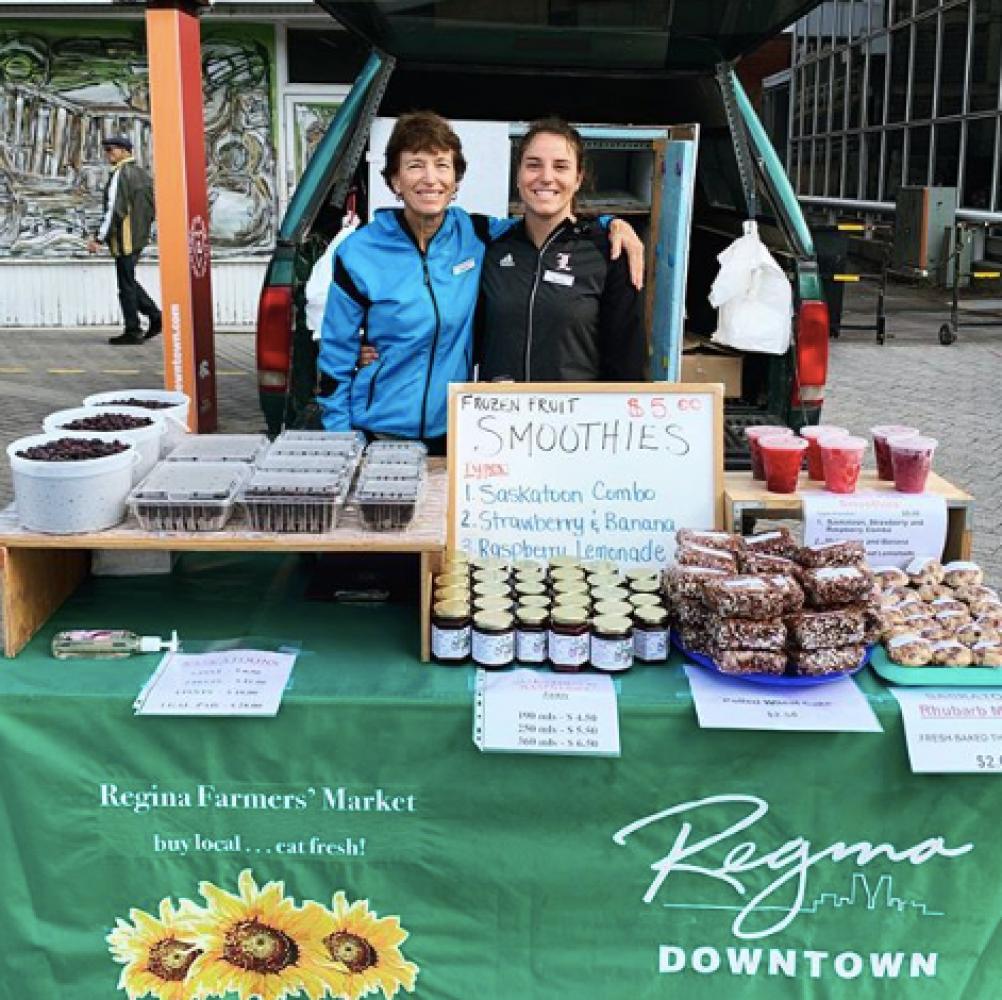 Vendor Spotlight: Country Breeze Berry Farms