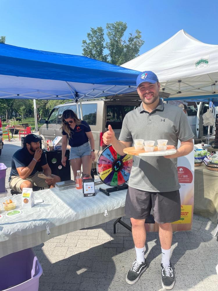 Vendor Spotlight: Harvest Foods