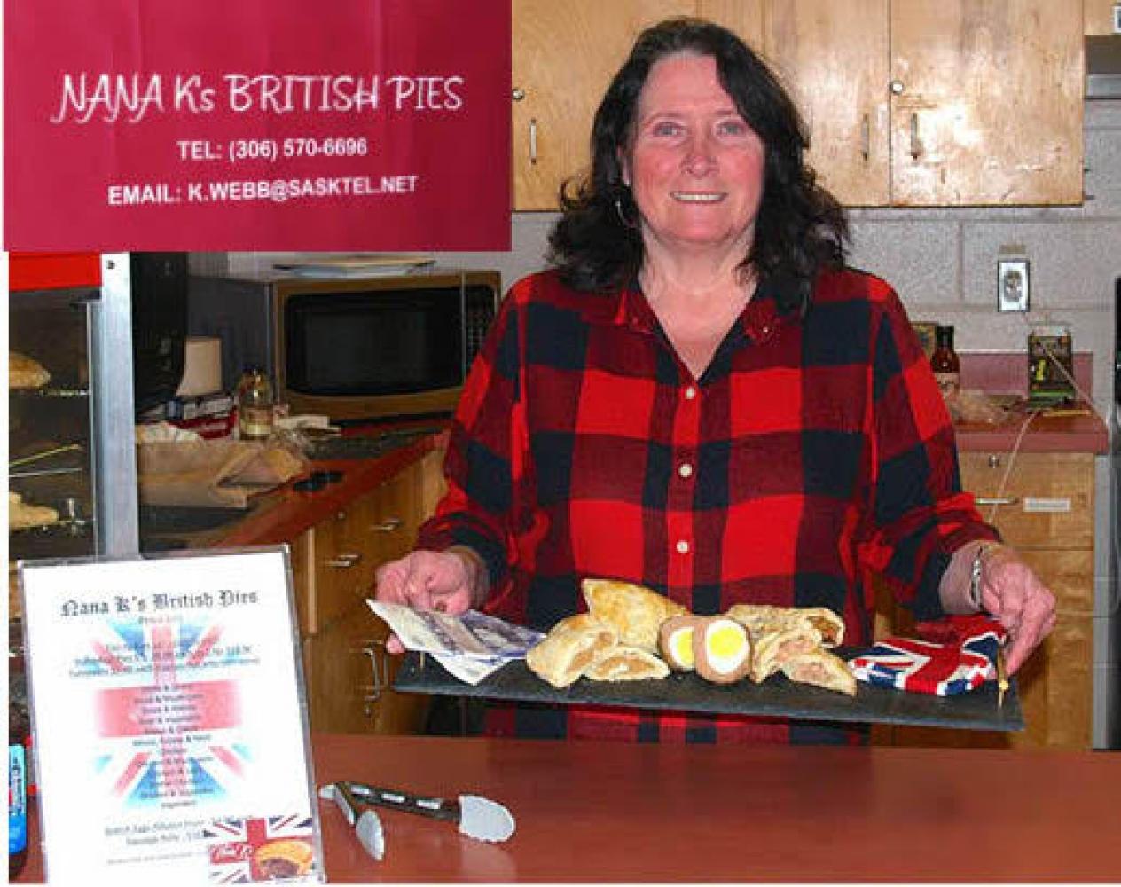 Vendor Spotlight: Nana K's British Pies
