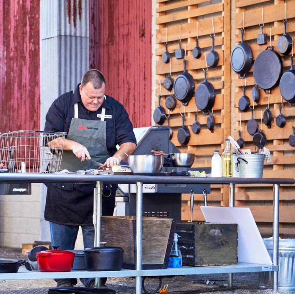 Vendor Spotlight: Prairie Smoke and Spice BBQ