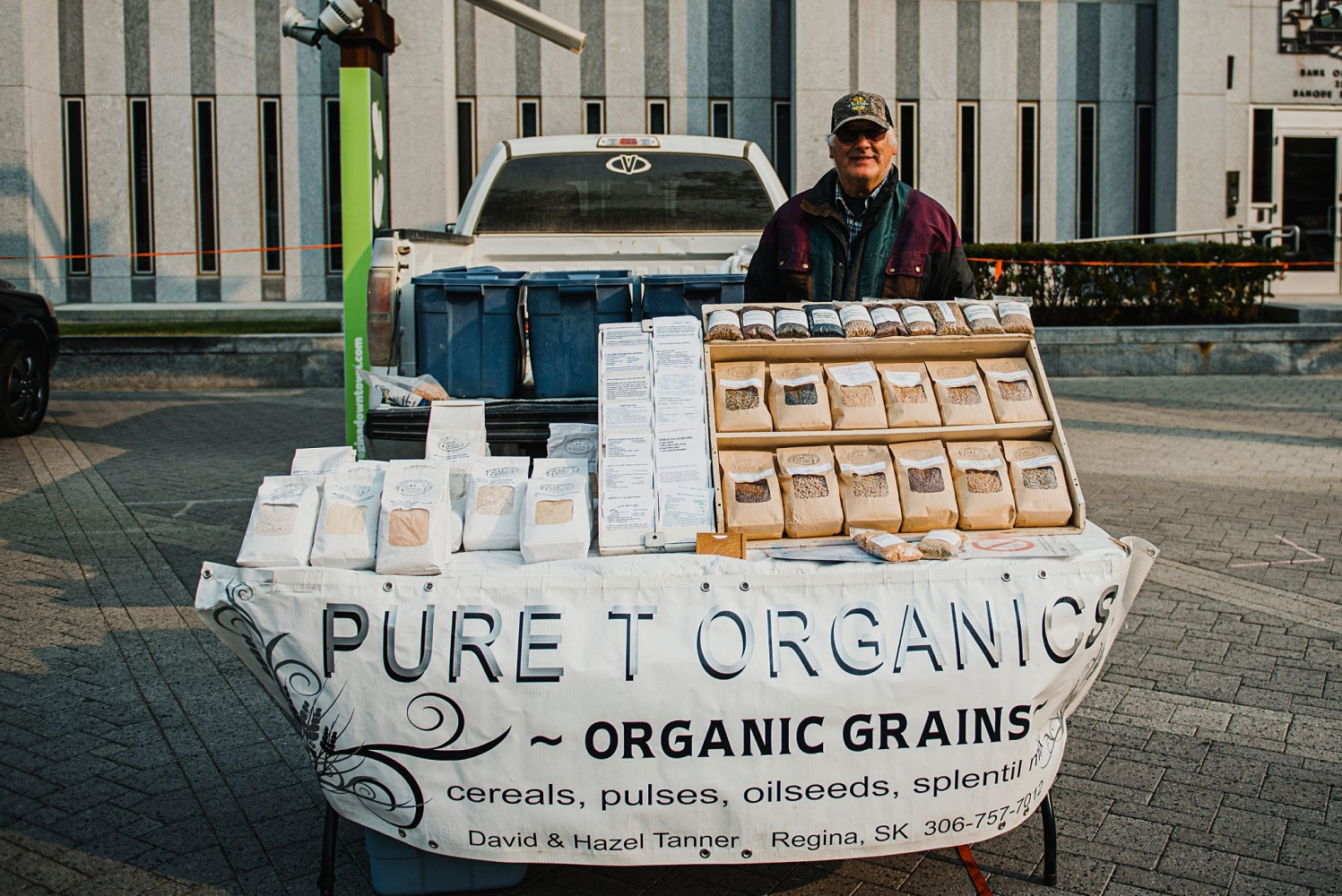 Vendor Spotlight: Pure T Organics