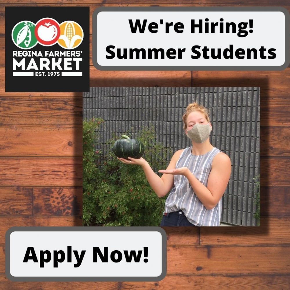 We're Hiring! Summer Students
