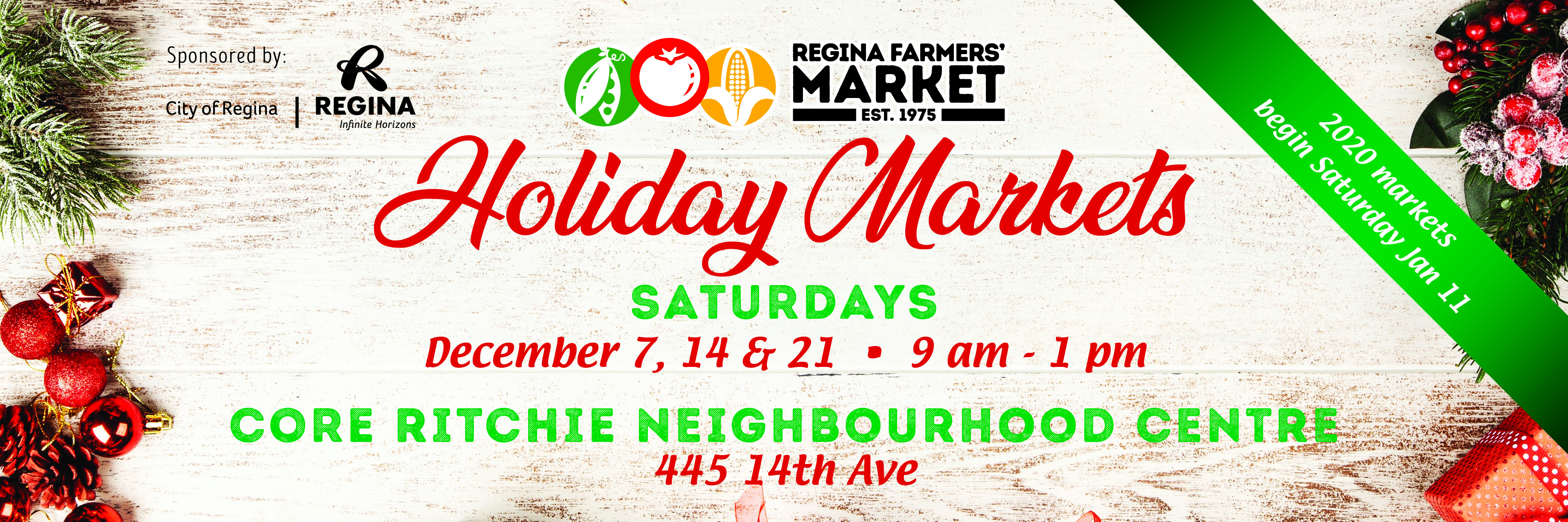 Holiday Farmers' Market