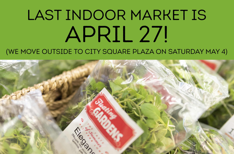LAST Indoor Farmers' Market