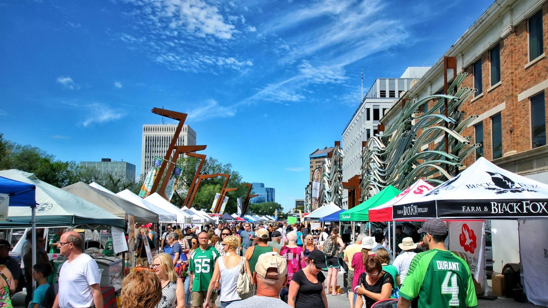 FIRST Outdoor Farmers' Market