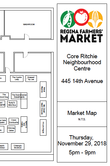 Holiday Night Market (LOCATION CHANGE!) - Image 1