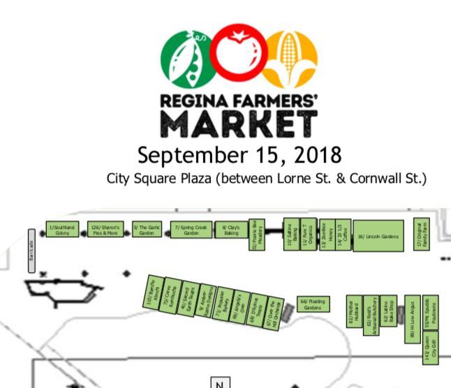 Outdoor Farmers' Market - Image 2