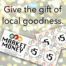 NEW: Market Money Gift Cards