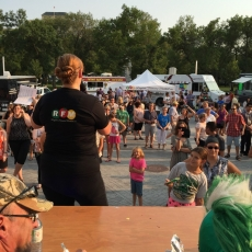 Market Under the Stars August 27th, 2015:  News and Map!