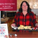 Vendor Spotlight: Nana K's British Pies