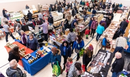 This Week at the RFM (FIRST INDOOR MARKET on Oct 19)