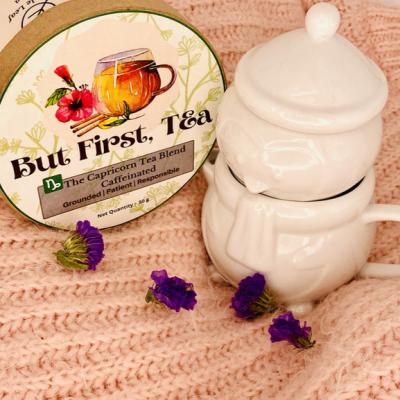 But First, Tea