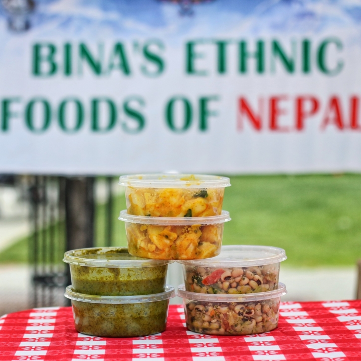 Bina\'s Ethnic Foods of Nepal