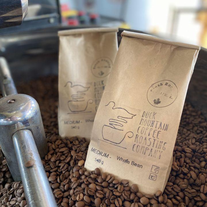 Duck Mountain Coffee Roasting Company