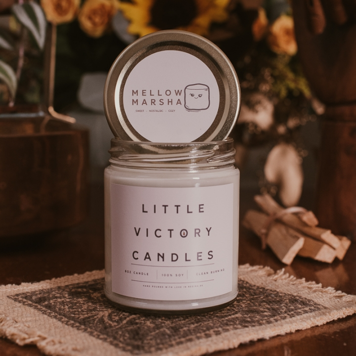 Little Victory Candles